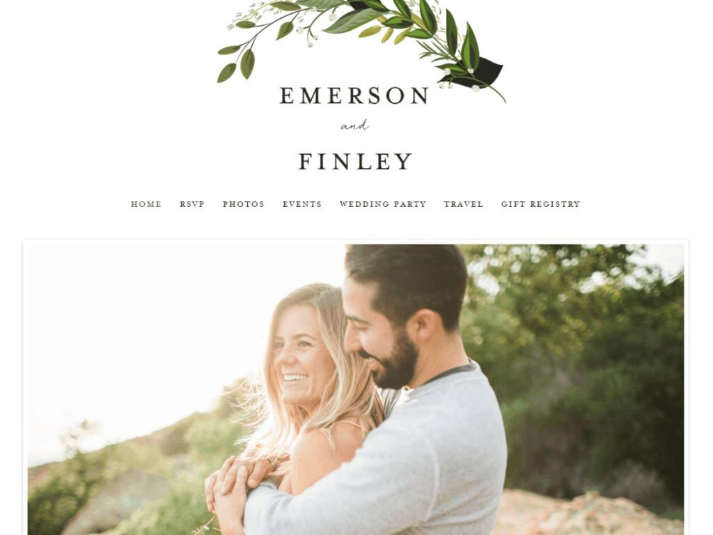 The 14 Best Wedding Websites Website Builders Weddings Made Easy