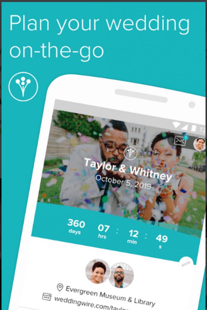 27 Best Wedding Planning Apps Of 2019 - Wedding Planning