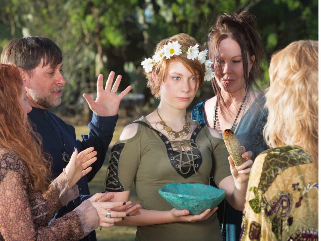 Pagan Wedding Ceremony Script Smartest Brides